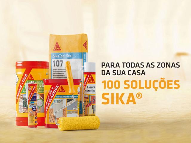 Sika - Materiais Construção